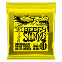 Beefy Slinky Nickel Wound Electric Guitar Strings