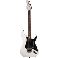 Squier Contemporary Stratocaster w/Floyd Rose (Olympic White)