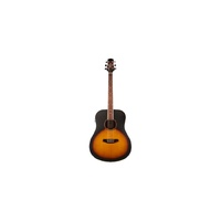 Ashton D26EQ VSB Dreadnought Acoustic Guitar