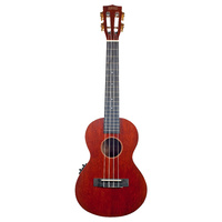 Mahalo Tenor Ukulele - Electric Acoustic (Vintage Natural)