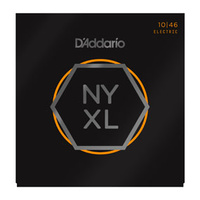 D'Addario NYXL Electric Guitar Strings .10-.46