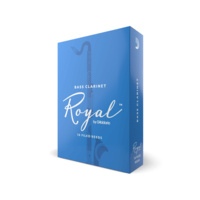 Rico Royal Bass Clarinet Reeds (10pk)