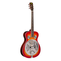 Regal RD40CH Resonator (Cherryburst)
