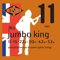 Rotosound JK11 Acoustic Strings .11-.52