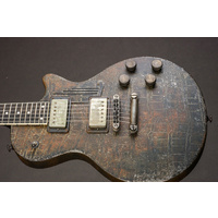 James Trussart Steel Deville Les Paul